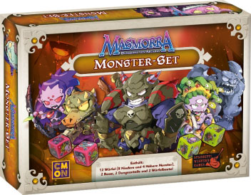Masmorra: Monster-Set