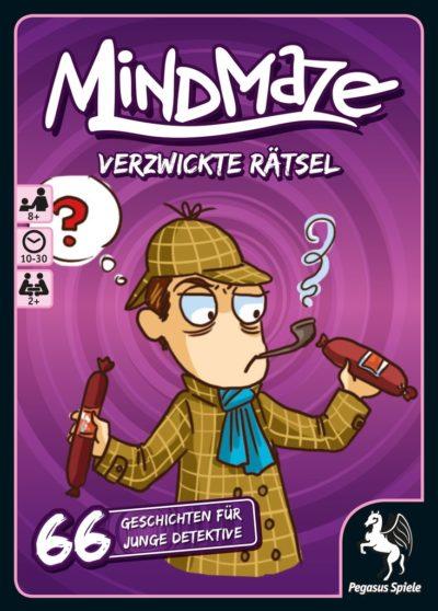 MindMaze – Verzwickte Rätsel: Junge Detektive