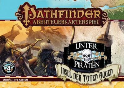 Pathfinder Abenteuerkartenspiel: Unter Piraten – Insel der toten Augen
