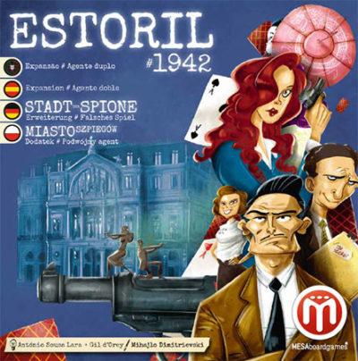 Stadt der Spione: Estoril 1942 –Falsches Spiel