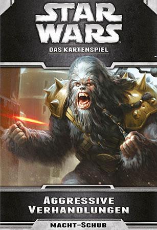 Star Wars: Das Kartenspiel – Aggressive Verhandlungen
