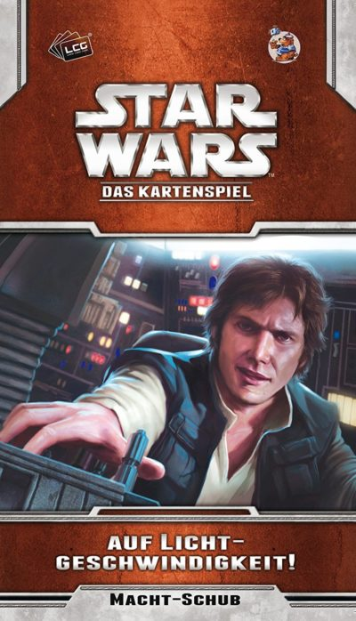 Star Wars: Das Kartenspiel – Auf Lichtgeschwindigkeit!