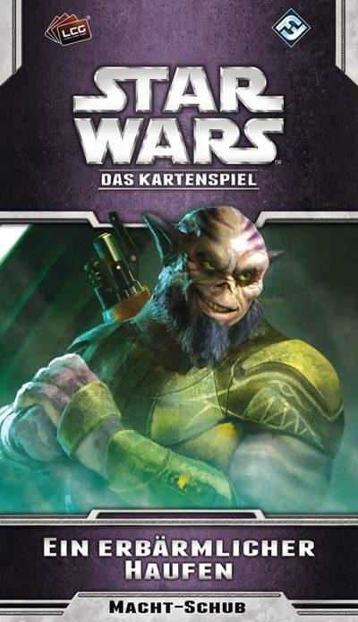 Star Wars: Das Kartenspiel – Ein erbärmlicher Haufen