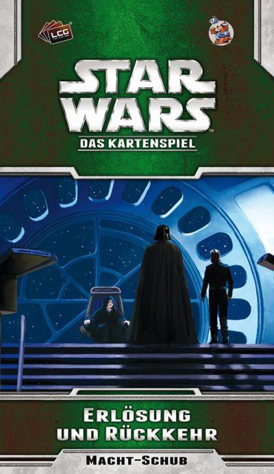 Star Wars: Das Kartenspiel – Erlösung und Rückkehr