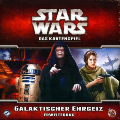Star Wars: Das Kartenspiel – Galaktischer Ehrgeiz