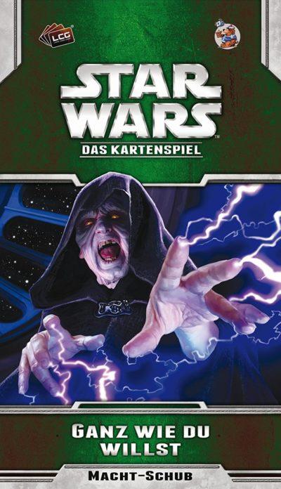 Star Wars: Das Kartenspiel – Ganz wie du willst