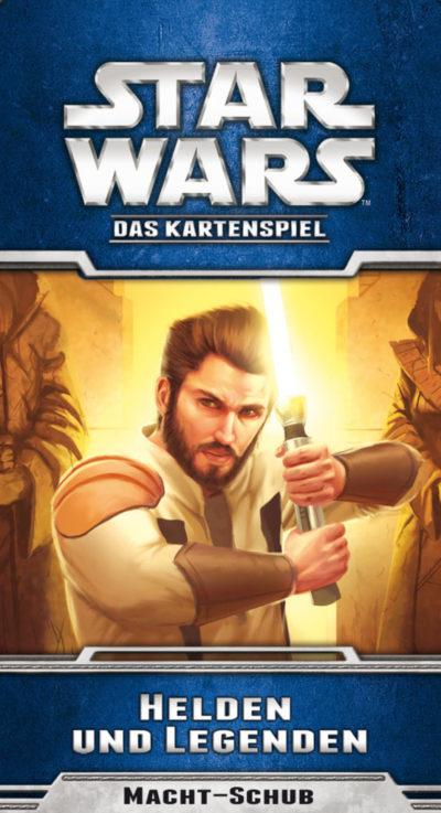 Star Wars: Das Kartenspiel – Helden und Legenden