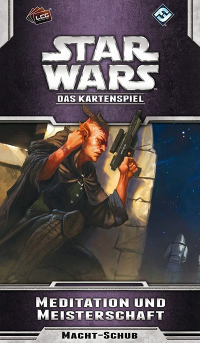 Star Wars: Das Kartenspiel – Meditation und Meisterschaft