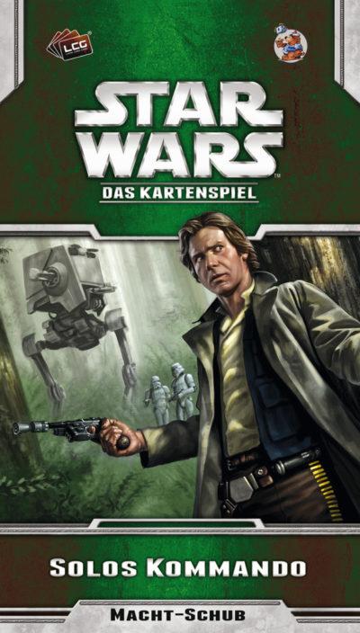 Star Wars: Das Kartenspiel – Solos Kommando