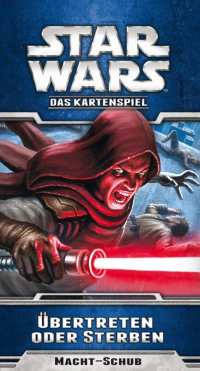 Star Wars: Das Kartenspiel – Übertreten oder Sterben