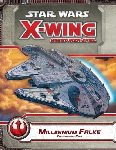 Cover Star Wars: X-Wing – Millenium Falke