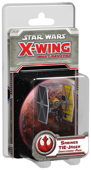 Star Wars: X-Wing –Sabines TIE Jäger