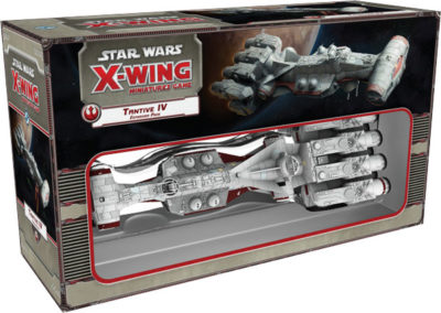 Cover Star Wars: X-Wing – Tantive IV