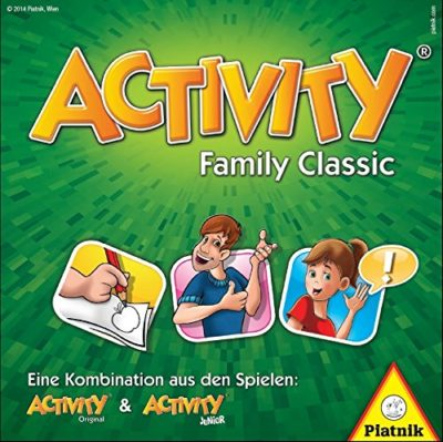 Cover Activity Family Classic