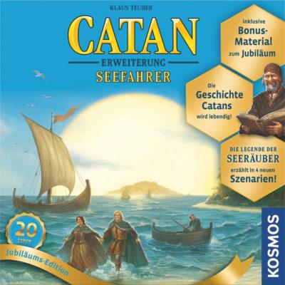 Catan: Seefahrer – Jubiläumsedition