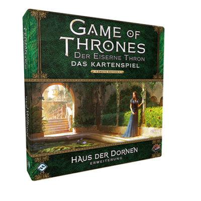 Der Eiserne Thron (Das Kartenspiel) / 2. Edition: Haus der Dornen