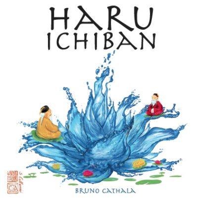 Cover Haru Ichiban