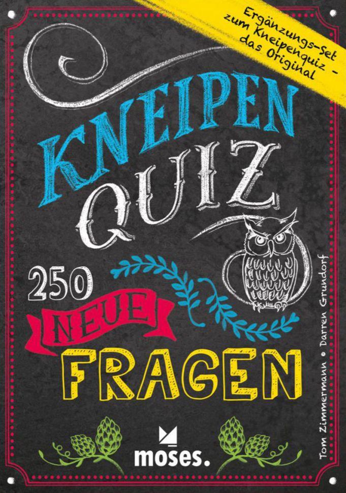 Cover Kneipenquiz: Neue Fragen
