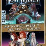 Cover Lost Legacy: Das Todesschwert & der Weissgoldturm
