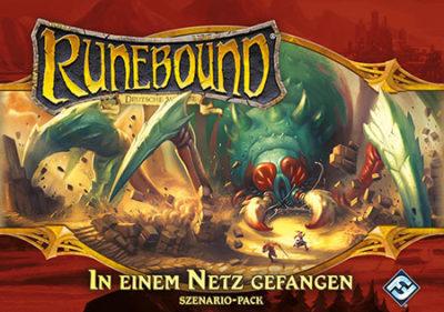 Runebound: In einem Netz gefangen