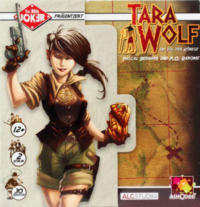 Tara Wolf – Im Tal der Könige
