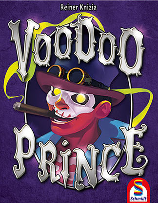 Cover Voodoo Prince