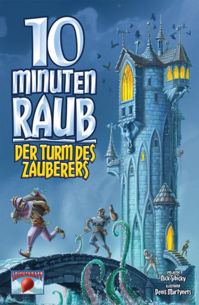 10 Minuten Raub: Der Turm des Zauberers