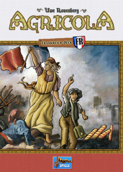 Cover Agricola: Frankreich-Deck
