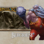 Battlelore (2. Edition): Bergriese