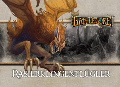 Battlelore (2. Edition): Rasierklingenflügler