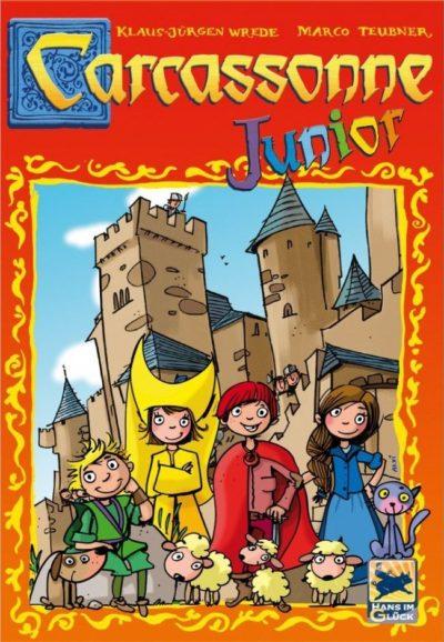 Cover Carcassonne Junior