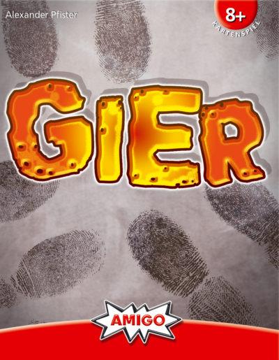 Cover Gier