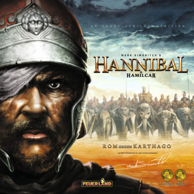 Cover Hannibal & Hamilcar