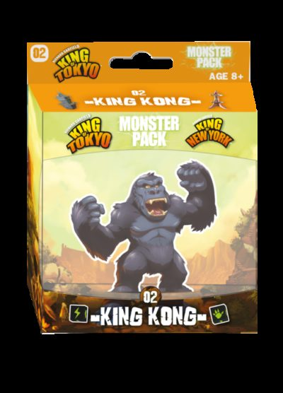 Cover King of Tokyo: Monster Pack – King Kong