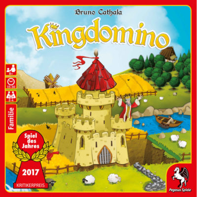 Kingdomino (2. Edition)