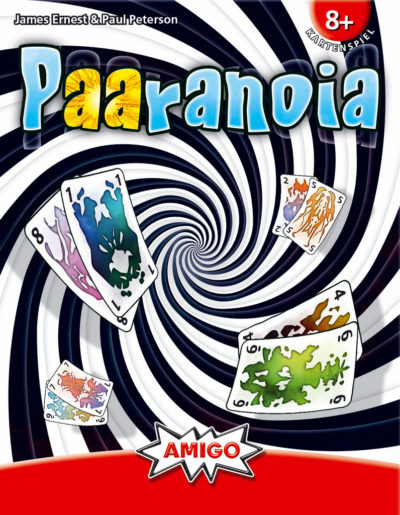 Cover Paaranoia