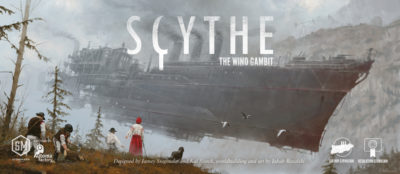 Cover Scythe: The Wind Gambit