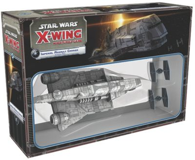 Star Wars: X-Wing – Imperialer Angriffsträger