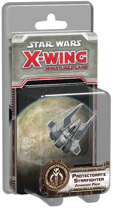 Star Wars: X-Wing – Sternenjäger des Protektor