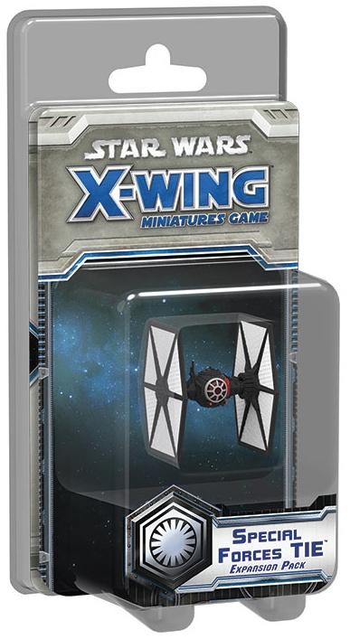 Star Wars: X-Wing – TIE der Spezialeinheiten