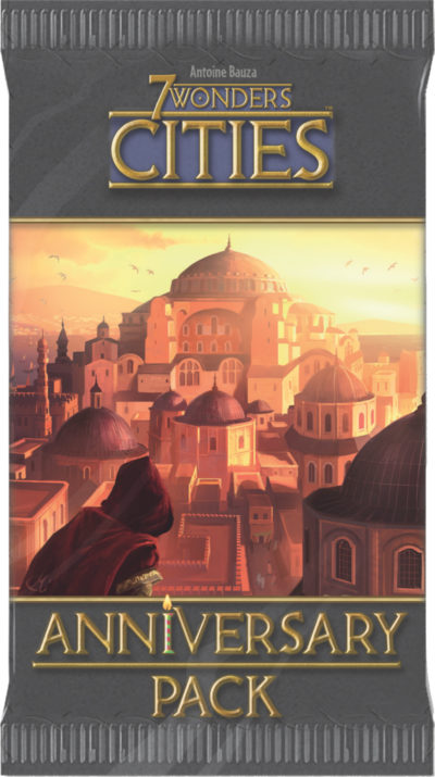 7 Wonders: Cities – Jubiläumspack