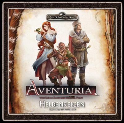 Aventuria: Heldenreigen