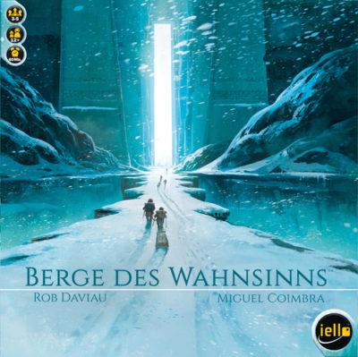 Cover Berge des Wahnsinns