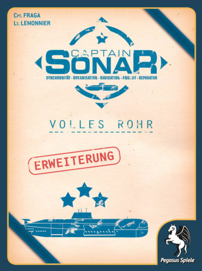 Captain Sonar: Volles Rohr