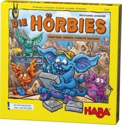 Cover Die Hörbies