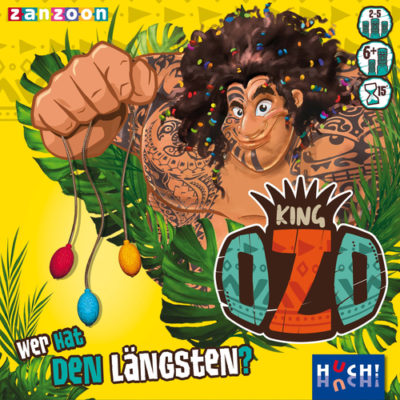 Cover King Ozo