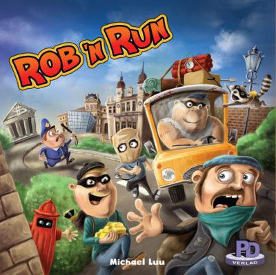 Rob 'n Run