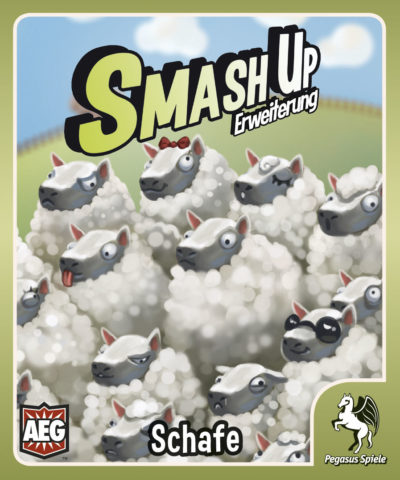 Smash Up: Schafe
