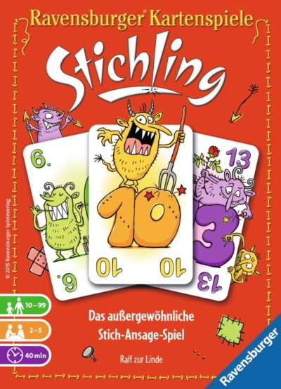 Cover Stichling