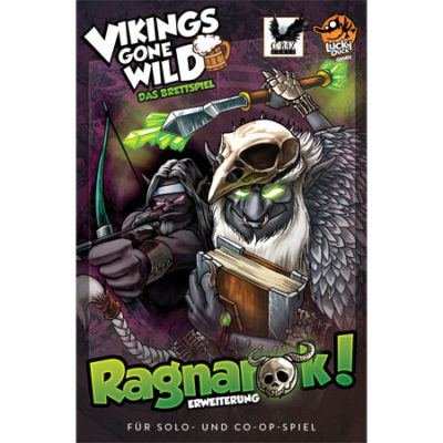 Vikings Gone Wild: Ragnarök!